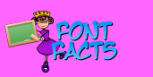 Font Facts